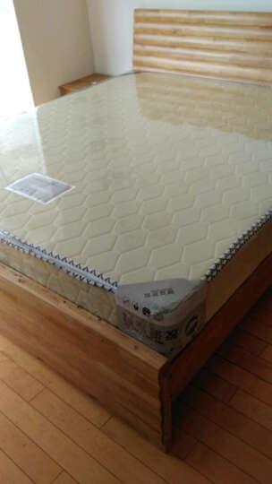 派兰 静音床垫席梦思 环保椰梦维弹簧床垫椰棕硬棕1.5米1.8m单双人床垫 软硬两用可定制 900×2000 晒单图