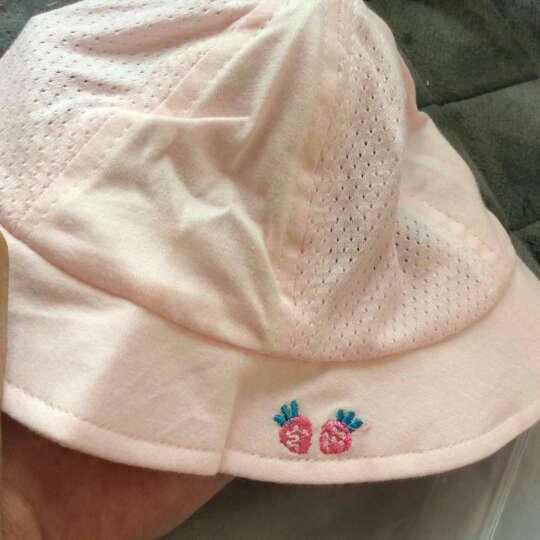 布或(BUHUO) 婴儿枕头 儿童枕头 新生儿定型枕 宝宝儿童枕头 小老虎 50*25cm 晒单图