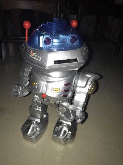 锋源 机器人 智能玩具儿童遥控跳舞音乐机械人玩具 IQ博士机器人 晒单图
