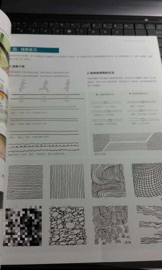 最手绘:室内设计·马克笔效果图步骤详解 晒单图