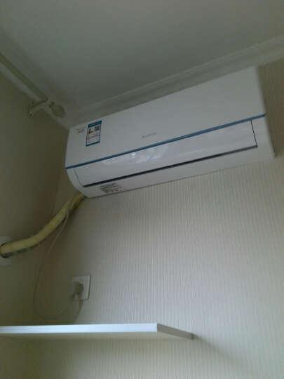 格力(GREE)品圆 大1匹 定速 冷暖 分体式 智能睡眠 壁挂式卧室空调挂机KFR-26GW/(26592)NhDa-3 晒单图
