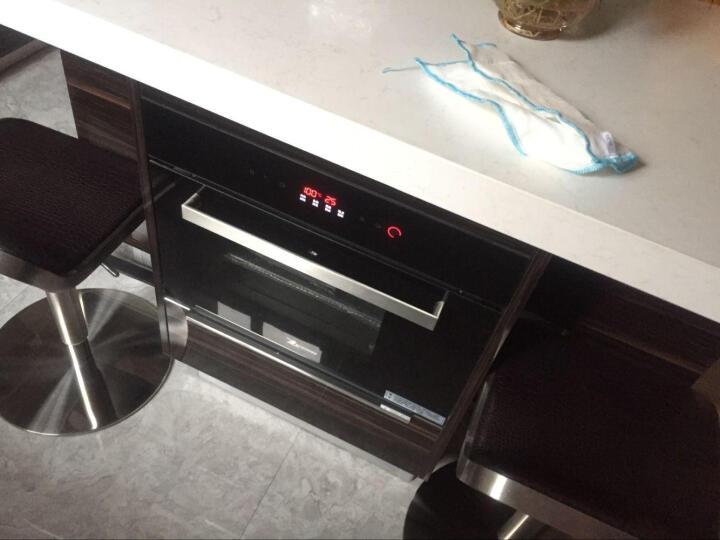 尊驰(ZUNCHI) Z601 嵌入式蒸箱家用 纯电蒸箱电蒸炉蒸汽炉 黑色 晒单图