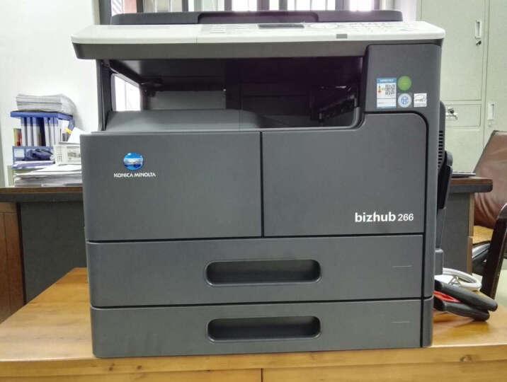 柯尼卡美能达复印机黑白激光A3打印机美能达6180e/7818E/185E扫描A4打印复印一体机商用 185e+一支原装碳粉 主机 晒单图