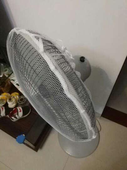 【3件9折】简筑 风扇罩风扇安全保护网套罩 黑色 20寸(适用直径约50-60左右) 晒单图