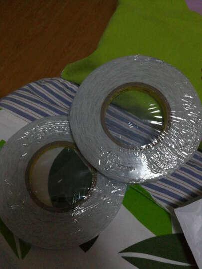 3M 进口薄型双面胶带  双面胶 强力耐高温棉纸双面胶 10MM*55M   1卷 晒单图