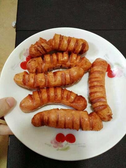 好方向 意大利风味香肠 纯肉200g*2包手抓饼烤肠热狗肠烧烤食材 晒单图