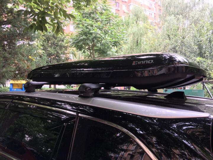 快美特 车顶架 翼诺 进口车载行李架车顶旅行架汽车通用横杆改装自行车架框箱架横奥德赛行李架日本 XS300 晒单图