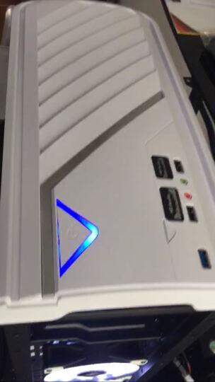 爱国者(aigo) 普罗米修斯 中塔式电脑主机箱/韩风时尚/经典设计/自带光驱位 黑色 晒单图