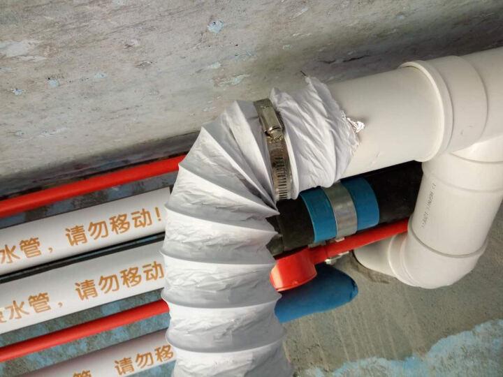 暖阁尔(NUANGER) 成都新风安装家用新风系统全热交换器 过滤PM2.5空气净 定金 晒单图