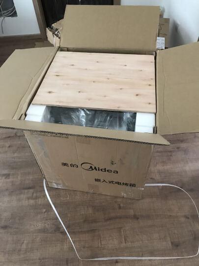 美的(Midea)名尚系列 嵌入式微波炉 内嵌式蒸立方 嵌入式电烤箱 嵌入式消毒柜 套装 微烤(QC7+01SE) 晒单图