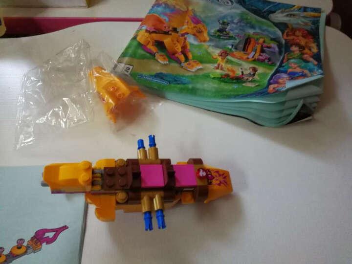乐高(LEGO)积木 幻影忍者Ninjago 限量收藏款 男孩女孩生日礼物 16岁+ 41130 游乐场大型过山车 晒单图
