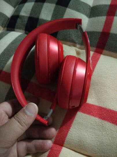 Beats Solo2 Wireless 头戴式耳机 - 金色  蓝牙无线 带麦 MKLD2PA/A 晒单图
