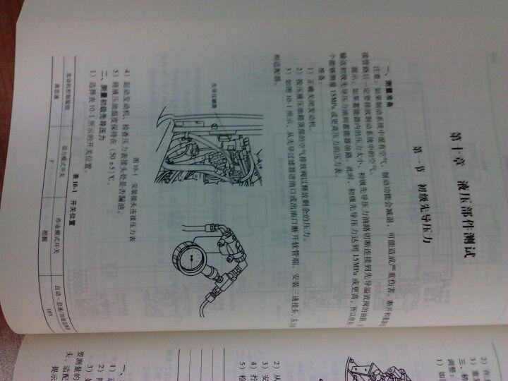 日立挖掘机维修手册(下册) 晒单图