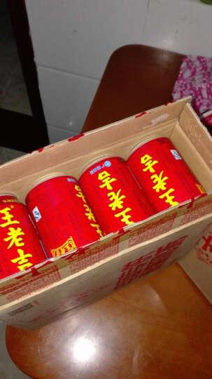 王老吉 凉茶植物饮料整箱  夏季茶饮料 310ml*24罐(整箱) 晒单图