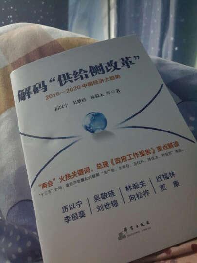 改革大考:经济转型与结构性改革 晒单图