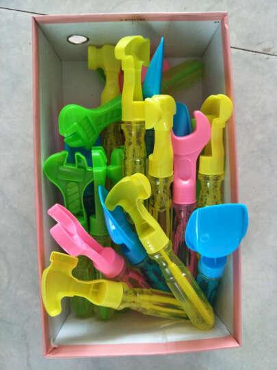 儿童吹泡泡棒水液玩具幼儿园户外摄影地摊怀旧子浓缩 工具款 晒单图