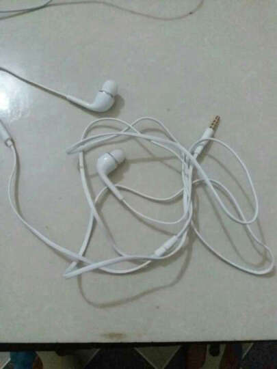 三星(SAMSUNG)耳机原装正品入耳式 安卓通用耳塞 适用S3/NOTE2/S4手机线控 三星扁线耳机 晒单图