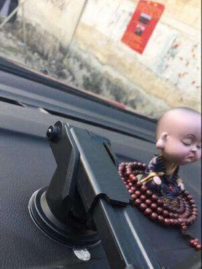 车幽坊 全自动红外感应车载手机支架出风口导航智能无线充电器 小抖音同款魔夹 * 合金版【玫瑰金】航空铝材质 晒单图