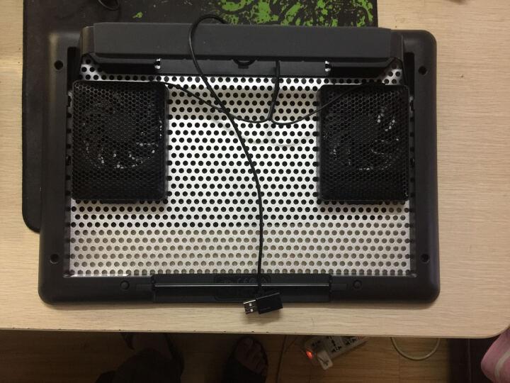 酷冷至尊(Cooler Master)MasterNotepal 支架式散热器(模组化/铝合金表面喷砂涂层/卡扣式风扇)银色 晒单图
