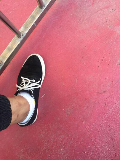 布鞋男士单鞋传统透气低帮老北京布鞋刺绣脸谱学生黑色42 黑色 42 晒单图