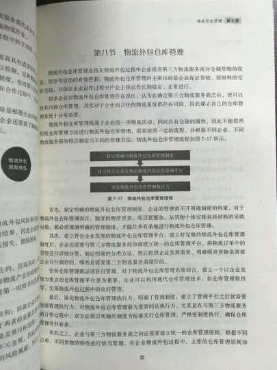 物流管理精益实战手册(图解版) 晒单图