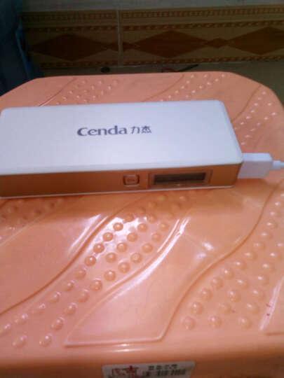 力杰(cenda) 超薄充电宝10000毫安苹果vivo华为通用手机移动电源 金色 晒单图