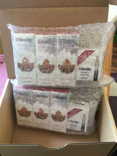 Boulder铂德2号 铂德原装雾化芯 电子烟雾化芯配件套装4盒装 铂德2号雾化芯一盒(三个) 4盒装 晒单图