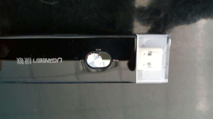 绿联 手机OTG线读卡器 安卓数据线充电线 SD/TF插卡式U盘 USB2.0+Micro USB手机电脑两用 支持华为小米 30518 晒单图