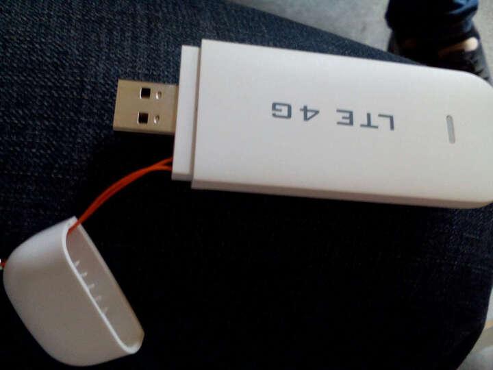 E网时空 4G无线移动随身wifi上网卡托联通电信上网卡终端设备平板笔记本上网USB 套餐二 联通电信4G双网WIFI版 晒单图