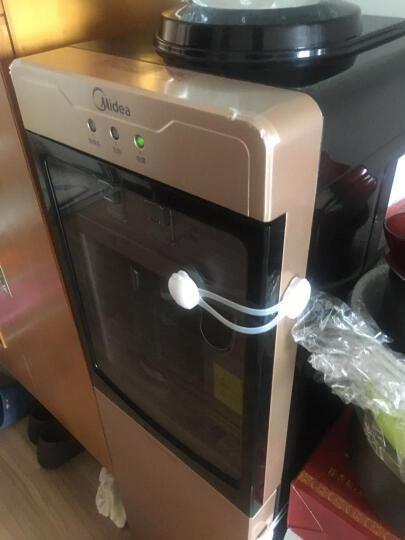美的(Midea)YR1015S-W 柜式温热型智清洗版沸腾胆 按键饮水机 晒单图