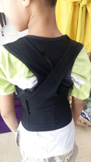 背背佳U9驼背矫器带学生儿童纠正驼背器成人脊椎矫正器男女士坐姿 XL 晒单图