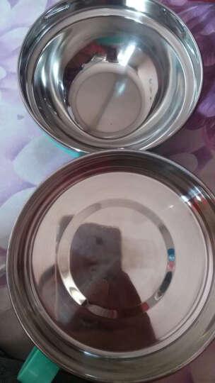 胜德佳彬304不锈钢打饭盒 卡通双层防烫饭盒 防烫学生快餐杯 便当盒加厚学生饭缸 上班族餐盒 14CM黄熊 晒单图