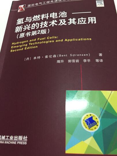 氢与燃料电池-新兴的技术及其应(原书第2版) 晒单图