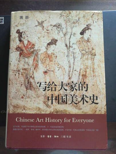 【中信书店】写给大家的中国美术史(精装) 蒋勋  艺术艺术史 晒单图