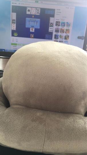 月畔湾卡通午睡枕办公室抱枕靠垫新款学生白领午休趴睡枕 记忆棉怡怡象均码 36*28*18cm-送眼罩+耳塞 晒单图
