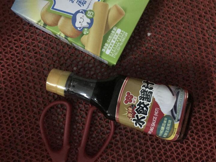 今时代(JIN SHI DAI) 草莓8杯黄桃8杯黑加仑8杯三种口味拼 180g*24瓶 晒单图