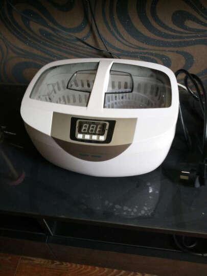 洁盟(skymen) 超声波清洗机 家用 奶瓶清洗器 眼镜首饰果蔬清洗机 JP-4820 110V 美标 晒单图