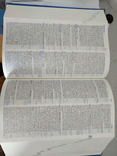 柯林斯高阶英汉双解学习词典 晒单图