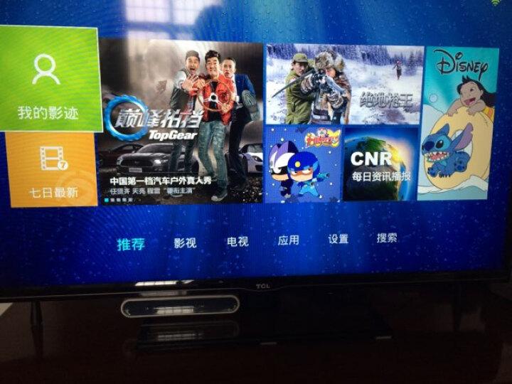 TCL D40A810 40英寸海量视频内置wifi安卓智能云液晶电视(金色) 晒单图