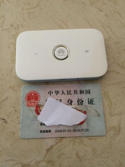 【直降+1G流量】华为E5573s-856 三网通4G移动随身车载wifi无线路由器网卡 晒单图