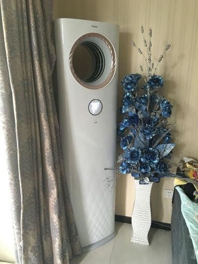 海尔 空调柜机立柜式一级能效变频节能自清洁wifi物联天尊空调2匹3匹可选 2匹SKFR-50LW/10WAC21AU1 晒单图