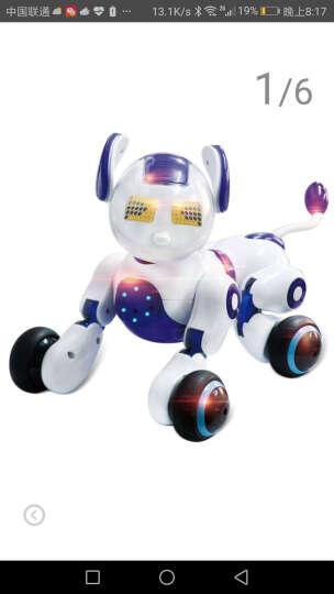 【实丰AI智能机器狗】智能机器人玩具儿童3-6-12岁早教学习机语音对话教育机器人 标配 晒单图
