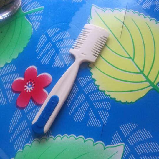 NIKKEN 日本进口nikken修发刀片 成人儿童宝宝削发器 理发器削发梳 理发刀修发器 晒单图