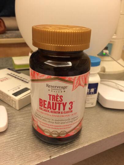 Reserveage 美国进口修复型胶原蛋白肽拉皮弹性胶原蛋白胶囊口服超声刀可用美容养颜 2瓶 晒单图