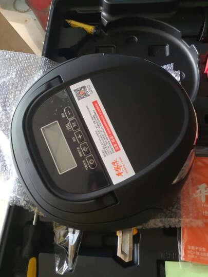 舜展(SHUNZHAN)车载充气泵迷你便携式打气泵 数显预设胎压 轮胎打气机12v汽车用 808-2 晒单图