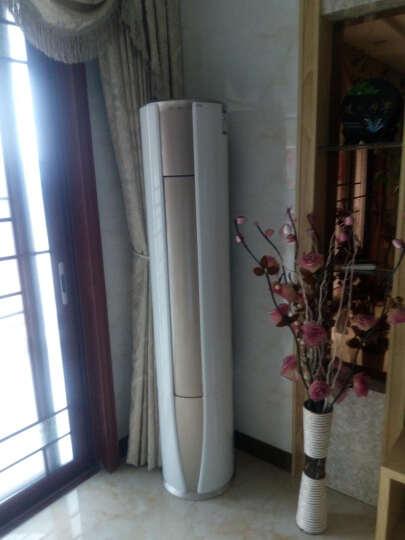 空调柜机 3匹变频智能客厅空调 节能静音冷暖 晒单图