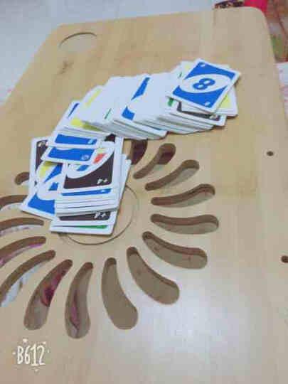 经典桌面游戏280克铜版纸UNO纸牌 优诺牌乌诺牌UNO游戏牌扑克牌 普通UNO纸牌 晒单图