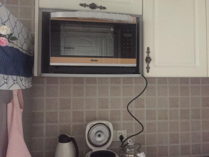 贝奥(Beow) 【26升】烤箱家用蒸汽电烤箱 台式触屏智能蒸烤合一蒸汽烤箱 N01新款 晒单图