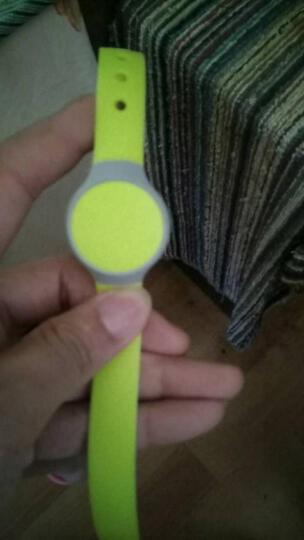 Misfit Flash 智能手环 运动手环 时尚手环 睡眠监测 荧光绿 晒单图