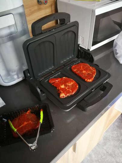 牛排机 三明治机煎烤机早餐机家用汉堡机帕尼尼机 晒单图